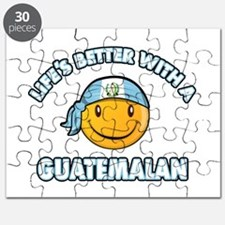 Life's better with a Guatemalan Puzzle