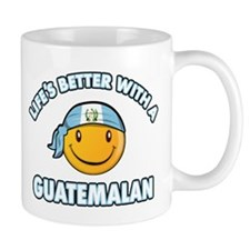 Life's better with a Guatemalan Small Mug