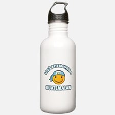 Life's better with a Guatemalan Water Bottle