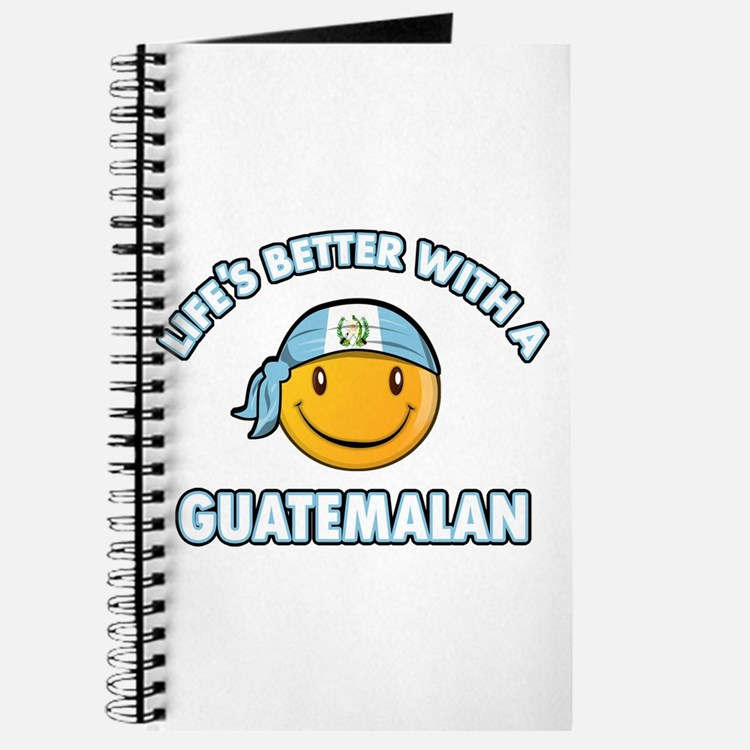 Life's better with a Guatemalan Journal