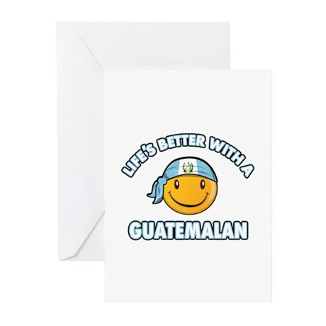 Life's better with a Guatemalan Greeting Cards (Pk