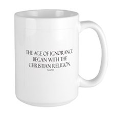 Age Of Ignorance Gifts Mug