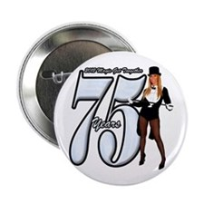 """75th Anniversary Home 2.25"""" Button (10 pack)"""