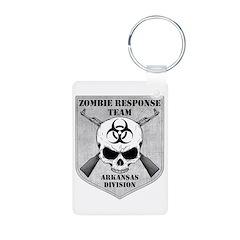 Zombie Response Team: Arkansas Division Keychains