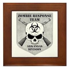 Zombie Response Team: Arkansas Division Framed Til