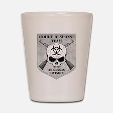 Zombie Response Team: Arkansas Division Shot Glass