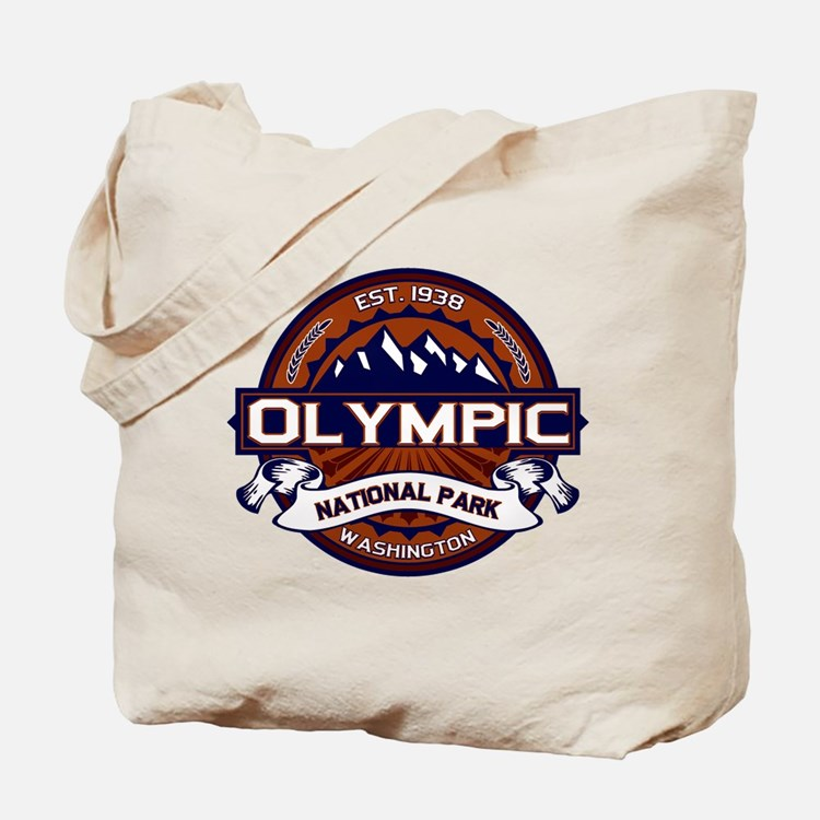 Olympic Vibrant Tote Bag