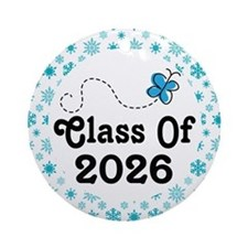 Class of 2026 Christmas Ornament