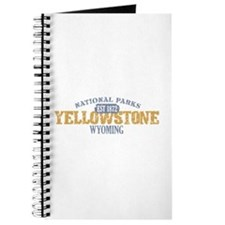 Yellowstone National Park WY Journal