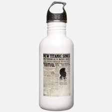New Titanic Sinks Water Bottle