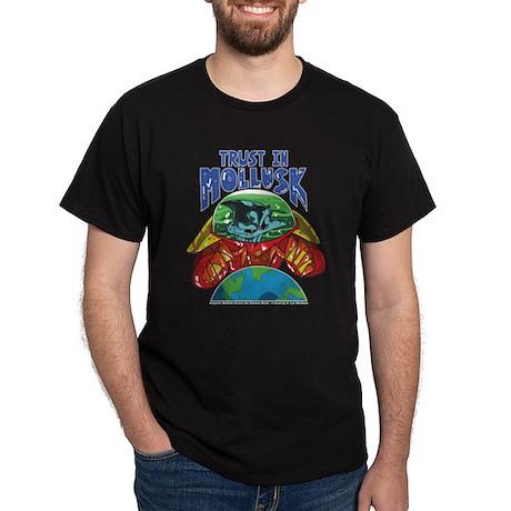 Trust in Mollusk, Dark T-Shirt