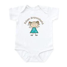 Future Acupuncturist Girl Infant Bodysuit