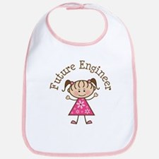 Future Engineer Girl Bib