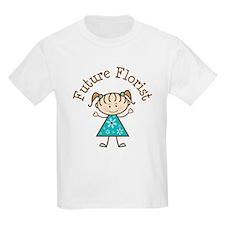 Future Florist Girl T-Shirt