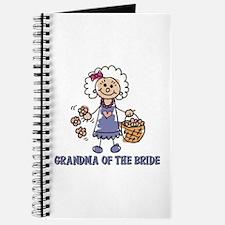 Grandma of the Bride Journal