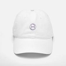 Theta Symbol Cap