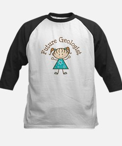 Future Geologist Girl Tee