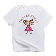 Future HR Manager Girl Infant T-Shirt