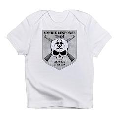 Zombie Response Team: Alaska Division Infant T-Shi