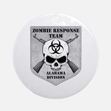 Zombie Response Team: Alabama Division Ornament (R