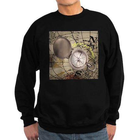 Geocaching Sweatshirt (dark)