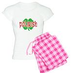 Polirish Clover Women's Light Pajamas