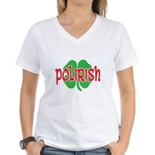 Polirish Clover Shirt