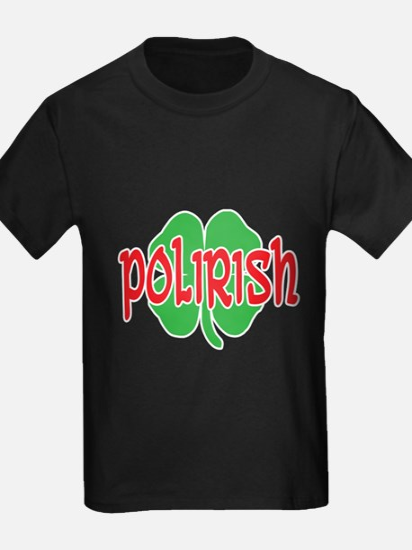 Polirish Clover T