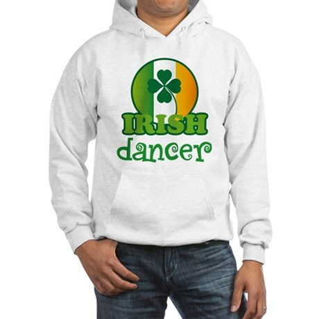 Irish Dancer Hooded Sweatshirt
