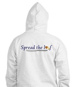 """Spread the loaf"" Women's Sweatshirt"