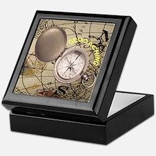 Geocacher Keepsake Box