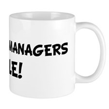 DATABASE MANAGERS Rule! Mug