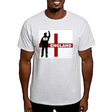 England Ash Grey T-Shirt