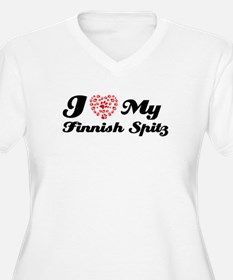 I love My Finnish Spitz T-Shirt
