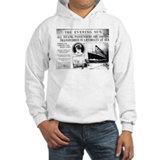 All Passengers Safe! Hoodie