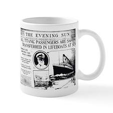 All Passengers Safe! Mug