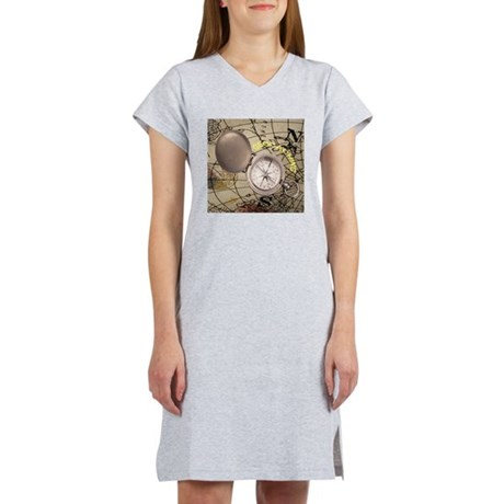 Geocacher Women's Nightshirt