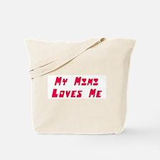 My Mimi Loves Me! (Pink) Tote Bag