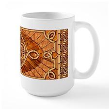Harvest Moon's Marquetry Mug