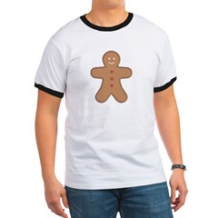 Gingerbread Man T