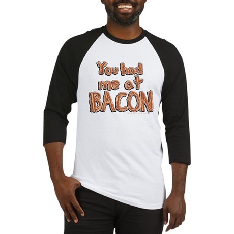 Bacon Baseball Jersey