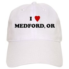 I Love Medford Cap