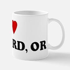 I Love Medford Mug