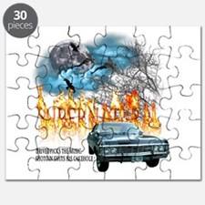 SUPERNATURAL 1967 chevrolet i Puzzle