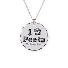 I Heart Peeta Necklace
