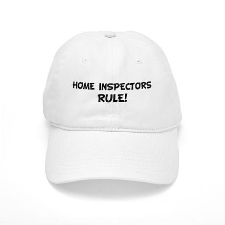 HOME INSPECTORS Rule! Cap