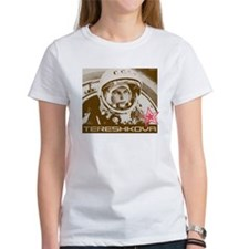 tereshkova cropped T-Shirt