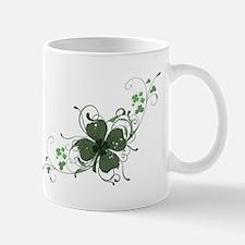 Elegant Shamrock Small Small Mug