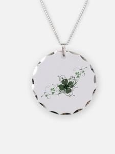 Elegant Shamrock Necklace