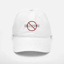 Anti-Hollywood Baseball Baseball Cap